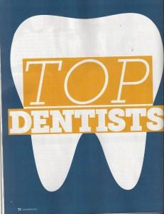 Dr Rye 2014 Nova Magazine Top Dentist